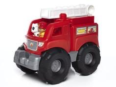 Mega Bloks Lil' Vehicles Fire Truck Rescue