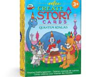 eeBoo Quantum Koalas Create A Story Cards