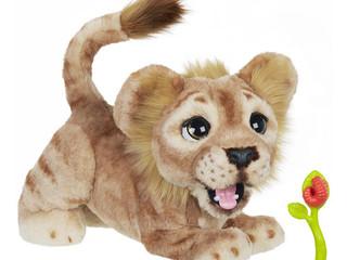 Hasbro Disney Mighty Roar Simba