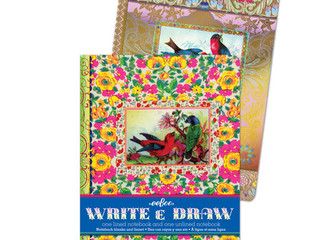 eeBoo Write and Draw notebooks
