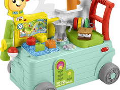 Fisher-Price Laugh & Learn 3-in-1 On the Go Camper