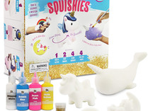 Paint your Own Unicorn Squishies