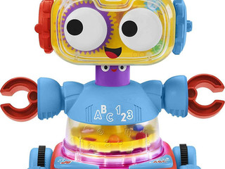 Fisher-Price 4-in-1 Learning Bot