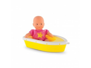Corolle  Mini Bath Plouf Doll & Boat