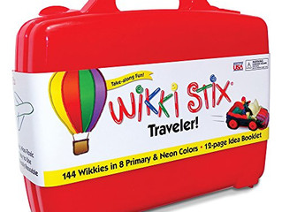 Wikki Stix Activities