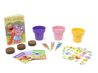 Green Toys Sesame Street Abby's Garden
