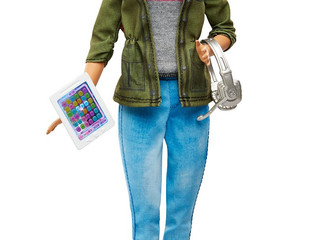 Barbie Game Developer: Career of the Year 2016