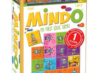Blue Orange MindoO Robot, My First Logic Game