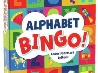 Peaceable Kingdom Alphabet Bingo