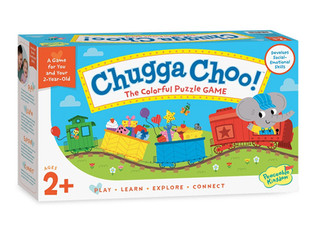 Peaceable Kingdom Chugga Choo
