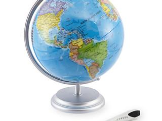Edu-Science Interactive Globe