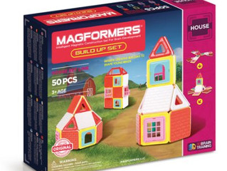 Magformers Build up House Set
