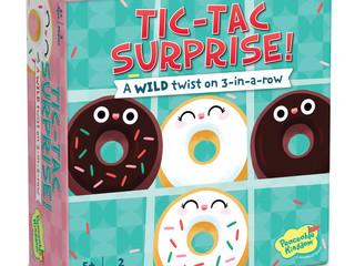 Peaceable Kingdom Tic-Tac Surprise!