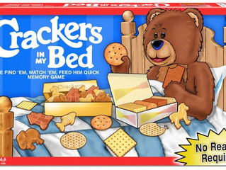 Winning Moves Crackers in My Bed