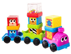 Sassy Zoomin' Zoo Train Set