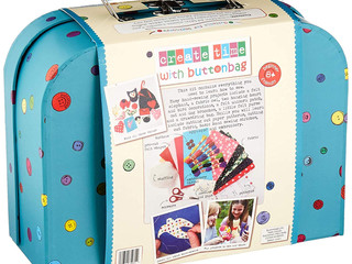 Buttonbag Learn to Sew Kit