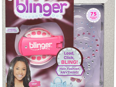 Blinger Deluxe Set, Luxury Collection, Comes with Glam Styling Tool, 5 Bonus Discs