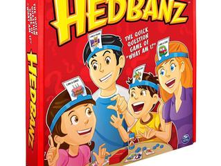 Spinmaster Hedbanz Game