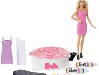 Mattel Barbie Spin Art Designer