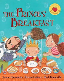 The Prince's Breakfast cover