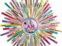 Craft-tastic All About Me Empower Flower