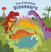 Child's Play, Five Enormous Dinosaurs