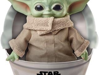 Star Wars The Child Plush Toy,