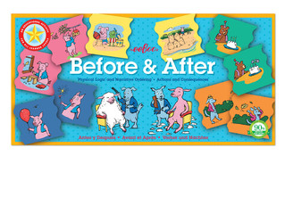 eeBoo Before & After, A Visual Deduction Activity