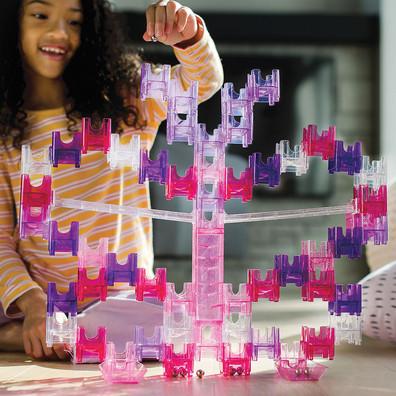 Mindware Q-BA-MAZE: Sparkle Builder Set