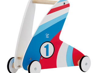 Hape Step and Stroll-Racing Stripes