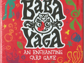 Gamewright Baba Yaga Game