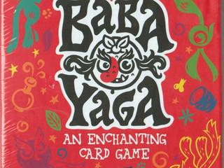Gamewright Baba Yaga Game