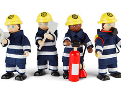 Big Jigs Firefighter Set
