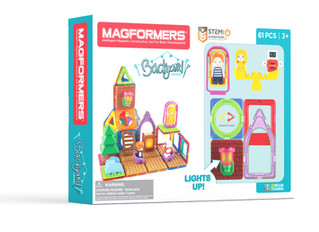 Magformers Backyard Adventure