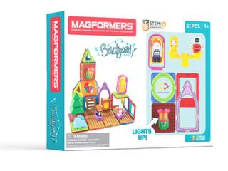 Magformers Backyard Adventure