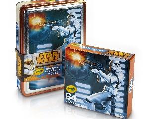 Crayola Star Wars Storm Trooper Collectible Tin