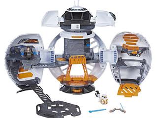 Playskool Heroes STAR WARS Galactic Heroes BB-8 Adventure Base