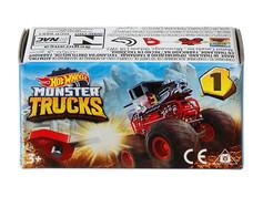 Mattel Hot Wheels Mini Monster Trucks with Key