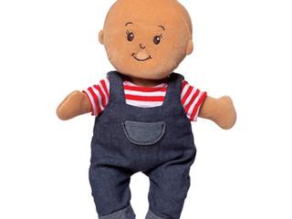 Manhattan Toy Wee Baby Stella Farmer