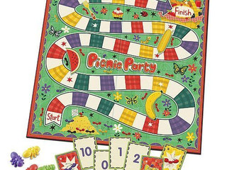 Learning Resources Picnic Party Game