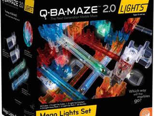 Mindware Q-BA Maze 2.0 Mega Lights Set