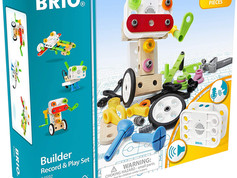 Brio Builder Record and Play Set