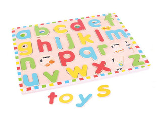 BigJigs Lowercase Alphabet Puzzle