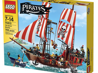 LEGO Pirates The Brick Bounty