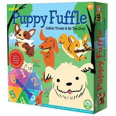 eeBoo Puppy Fuffle Game