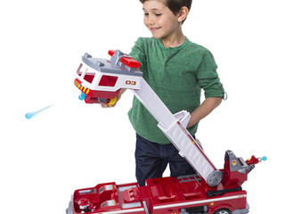 Nickelodeon Paw Patrol Ultimate Rescue Fire Truck