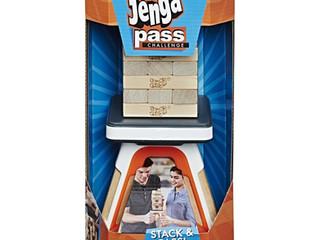 Jenga Pass Challenge