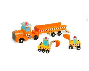 Janod Construction Site Truck