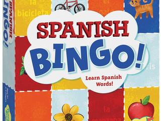 Peaceable Kingdom Spanish Bingo
