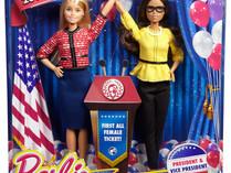 Mattel Barbie First All Female Ticket
